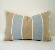 LOVE. textured linen pillow