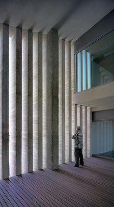 HIC Arquitectura » GAP Arquitectos > Sede del Servicio de Urgencias 112 de Extremadura, Mérida