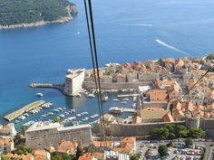 00-08 cable car teleferico dubrovnik croacia