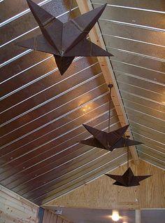 Lone Star Chandelier   Custom lighting created for historic …   Flickr