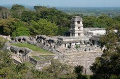 Misol-Ha - Chiapas waterfall and swimming