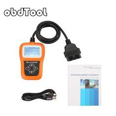 New Mini VAG505 OBD2 Car Diagnostic Scan Tool VAG 505 OBDII Super Auto OBD 2 II Code reader Scanner Support UDS vehicle LR10 #Affiliate
