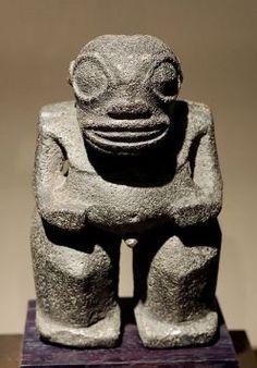 Tiki, creator of mankind in a Marquesas creation myth.