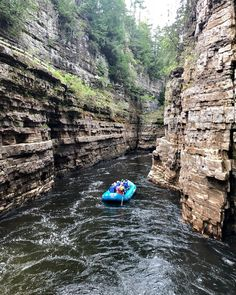 You Can Float Down A Km Lazy River Inside An Ancient Canyon Near Ontario This Spring - Narcity Vacation Places, Vacation Spots, Places To Travel, Vacations, Italy Vacation, Honeymoon Destinations, Fun Places To Go, Beautiful Places To Visit, Scenery Photography