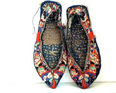 antique chinese shoes  by kathi roussel