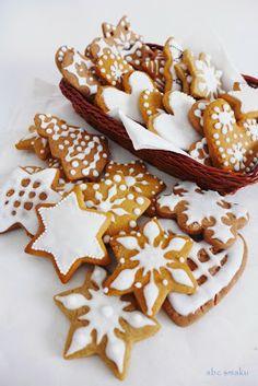 Polish Christmas, Christmas Treats, Christmas Baking, Christmas Cookies, Polish Recipes, Clean Recipes, Beautiful Cakes, Gingerbread Cookies, Oreo