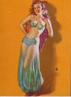 dancing pin up | love belly dance and I love pin ups. How is this not adorable ...