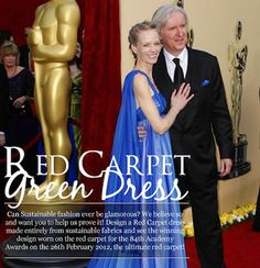 Suzy Amis Cameron, an actress, model, the founder of the global sustainable design contest, Red Carpet Green Dress, a design competition that combines the worlds of fashion and sustainability by challenging designers from around the world to create a gown made entirely of sustainable materials.  In addition, she has also founded the Muse School,  a sustainable school dedicated to empowering children to realize their full potential through global consciousness and environmental awareness. Sustainable Schools, Sustainable Fabrics, Sustainable Design, Sustainable Fashion, Design Competitions, Red Carpet Dresses, Suzy, Consciousness, World Of Fashion
