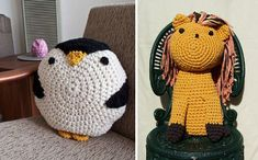 T-Shirt Yarn Crochet Patterns | XL Amigurumi patterns | T-shirtyarn Blog.com