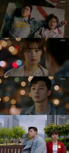 [Spoiler] Added episode 3 captures for the #kdrama 'Fight My Way'