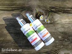 Review der aetherio bio Helferspray im österreichischen Blog littlebee.at