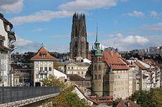 Fribourg, Switzerland - wonderful memories of my junior year
