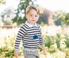 Prince George turns three today and we can't cope with how adorable the new pictures are. See them here - http://lifestyle.one/grazia/celebrity/news/prince-george-third-birthday-new-photos/