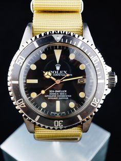 1979 Rolex Sea-Dweller (Ref. 1665) MK I Great White alles für Ihren Stil - www.thegentlemanclub.de