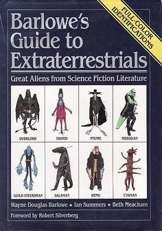 Barlowe's Guide to Extraterrestrials  1979