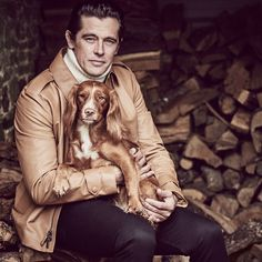 RALPH LAUREN PURPLE LABEL LAUNCHES - Introducing the American designer's town-to-country luxury line, as worn by Mr Werner Schreyer. Photography by Mr Matthew Brookes.