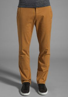 RVCA All Time Chino Pant in Wheat (via Revolve Clothing; $58)
