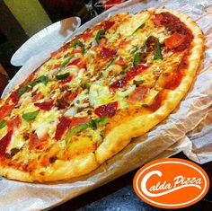 Can you feel the overloaded #pizza goodness of Calda Pizza?  What are you waiting for? Order one TODAY! ➜LAPASAN BRANCH: 0923-3012555 | 0915-5051802 | 856-3003 ➜XU-CORRALES BRANCH: 0922-8238230 | 880-1502 ➜PUEBLO BRANCH: 0917-3223899 | 858-9669 #CaldaPizzaCDO #everydaycalda