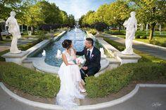 Bellissimi nostri sposi! Tantissimi auguri! ♥ con Milena Albanese #dday #insieme #oggisposi #matrimonio #weddingday #sposi #instamoment