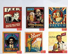 poster de filmes, poster de frases, poster decorativo, poster para quartos, poster vintage, poster retro, poster de cervejas (22)