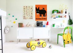 Cush and Nooks: Delightful Kids' Rooms