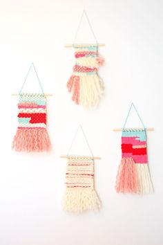 For the Makers: Weaving Techniques
