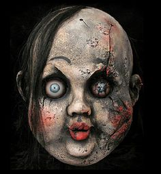 Horror Sanctum Studios has been producing high quality Halloween masks since 1981 and has one of the best reputations in the business. Description from churchofhalloween.com. I searched for this on bing.com/images