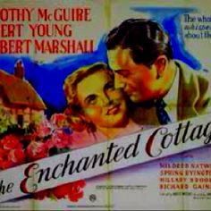 Enchanted cottage a beautiful film with a very good message!