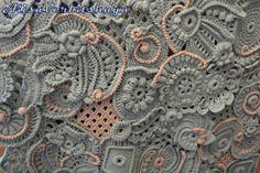 Mantel Mint-Muster von AlisaSonya auf Etsy
