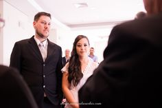 Cerimônia de Casamento Civil. Perfect Wedding, Courthouse Wedding, Godmothers, Weddings, Couple, Pictures, Fotografia