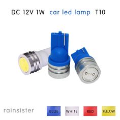 Find More Light Source Information about for car care T10 5W  LED Door Light clearance Bulb 1W car led lamp corner parking light white blue red yellow 10X High Power,High Quality t10 led tube light,China t10 led light Suppliers, Cheap t10 car light from Your 529354 on http://www.aliexpress.com/store/product/T10-5W-LED-Door-Light-clearance-Bulb-1W-car-led-lamp-corner-parking-light-white-blue/529354_1037150481.html