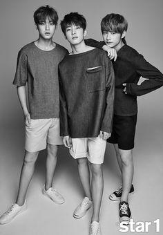 SEVENTEEN-Mingyu-Wonwoo-Jun