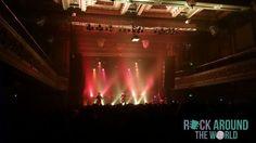 Kreator und Arch Enemy Konzert in San Francisco