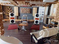 Trio15 Horn1 at MagazinAudio showroom !
