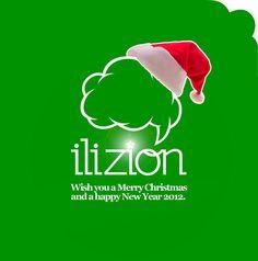Ilizion te desea Feliz Navidad y Feliz Año Nuevo 2012  Ilizion et desitja Bon Nadal i Feliç Any Nou 2012  Ilizion wish you a Merry Christmas and a Happy New Year 2012  #happynewyear