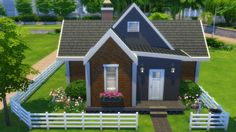 Totally Sims: Tiny Tiptoes Starter • Sims 4 Downloads