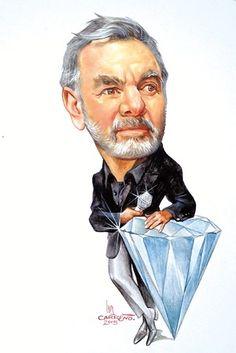 Neil Diamond Neil Diamond Songs, Neal Diamond, Diamond Music, Diamond Girl, The Jazz Singer, Funny Caricatures, Handsome, Entertainment, Films