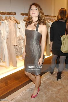 Sasha Alexander attends PORTS 1961 to Open First US Boutique on Melrose Place in Los Angeles at Ports on April 2008 in West Hollywood, CA. Alexander Sasha, Sascha Alexander, Maura Isles, Melrose Place, Boutique, Formal Dresses, Lady, Hot, Ncis