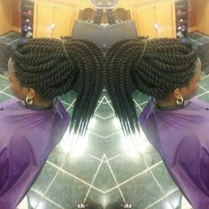 Large ropes Girly Stuff, Girly Things, Rope Twist, Ropes, Twists, Braids, Dreadlocks, Hair Styles, Beauty