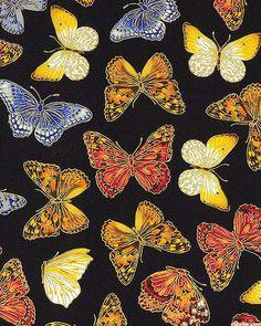 Forever Sunflowers - Summertime Butterflies - Multi Gold Motýli 7800f7a4c7b