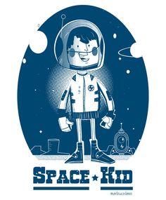 Mundosucedaneo-Space Kid