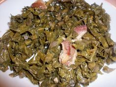 Grandma G's Collard Greens.   Try mixing in mustard, turnip greens for added flavors.   #ultimatethanksgiving