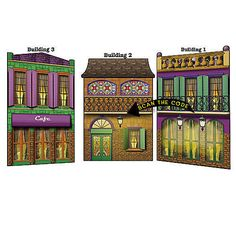 Rendezvous Building Set