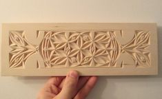 chip carving - Google Search