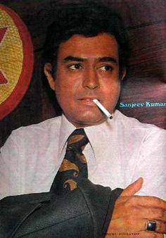 Sanjeev Kumar, the best actor in Bollywood. Sanjeev Kumar, Vintage Bollywood, Indian Movies, Bollywood Actors, Best Actor, Movie Stars, Actors & Actresses, Superstar, Retro Vintage