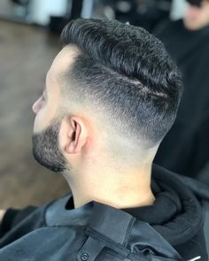 13 Cleanest High Taper Fade Haircuts for Men in 2020 Popular Mens Hairstyles, All Hairstyles, Straight Hairstyles, Low Taper Haircut, Tapered Haircut, High Taper Fade, High Skin Fade, Comb Over Haircut, Bald Fade