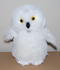 Aurora White Spotted Owl 10' Plush No Hang Tags Excellent Condition   eBay