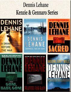 Dennis Lehane Kenzie and Gennaro detective  series http://www.mysterysequels.com/dennis-lehane-books-in-order