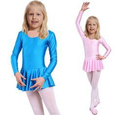 2015 Girls Ballet Dress For Children Girl Dance Clothing Kids Ballet Costumes For Girls Dance Leotard Girl Dancewear ETQ030802