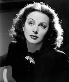 Hedy Lamarr Heavenly